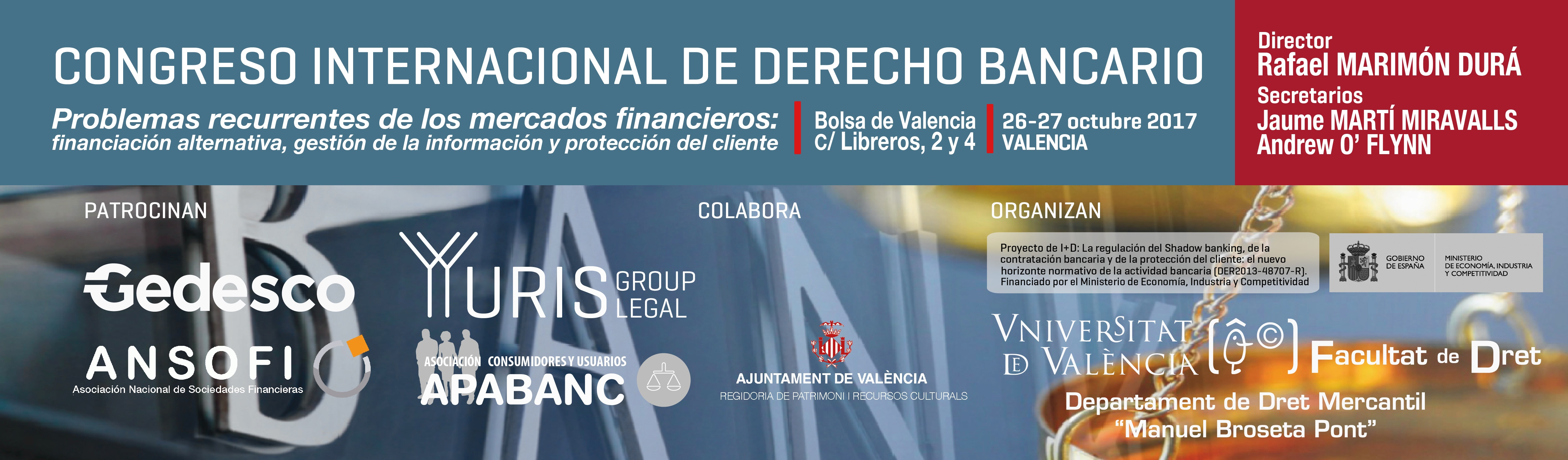 CARTEL BANCO AMARILLO